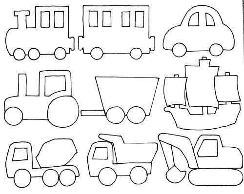Baustellenfahrzeuge ausmalbilder  Die besten 25+ Ausmalbilder bagger Ideen auf Pinterest | Bagger ...