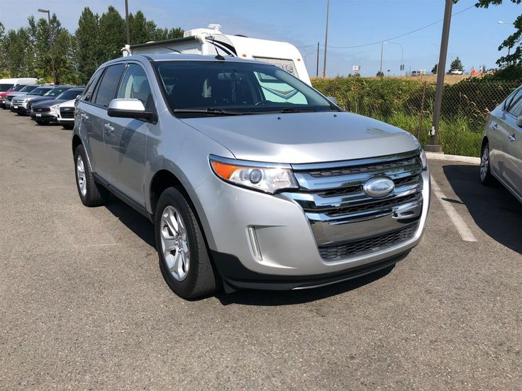 2012 Ford Edge in 2020 Ford edge, Ford, Car