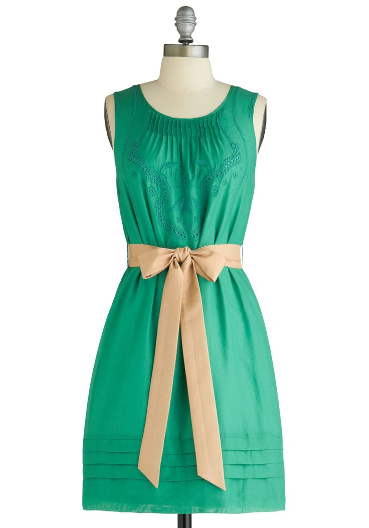 Jade to order Dress.  So freaking CUTE!
