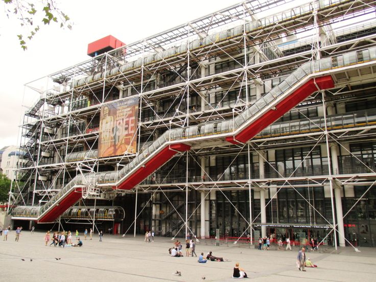 jul2013 Centre Georges Pompidou, checked! #jiaxintravels