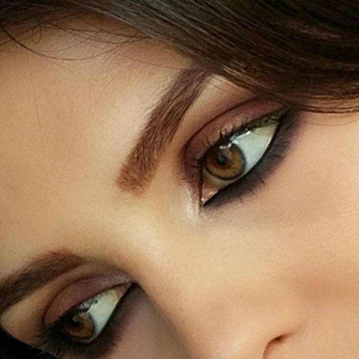 #этико_работает  Привет ��. Вечерний макияж, без накладных ресниц, от меня. Все на моречке да? Не стыдно вам народ дразнить��? Ничего, и на нашей улице будет праздник����. #instamakeup #cosmetic #cosmetics #InstaTags4Likes #loveit #fashion #eyeshadow #lipstick #gloss #mascara #palettes #eyeliner #lip #lips #concealer #foundation #powder #eyes #eyebrows #lashes #lash #glitter #crease  #base #beauty #mua #aztagrampeople #aztagram…