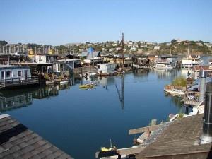 Sausalito House Boats