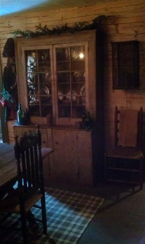 Log Cabin Country Primitives