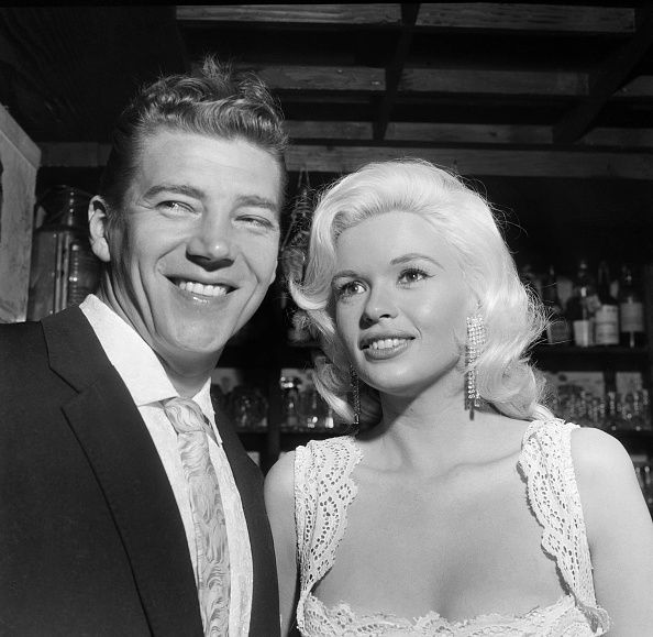 1000 images about jayne mansfield on pinterest poodles for Jayne mansfield and mickey hargitay