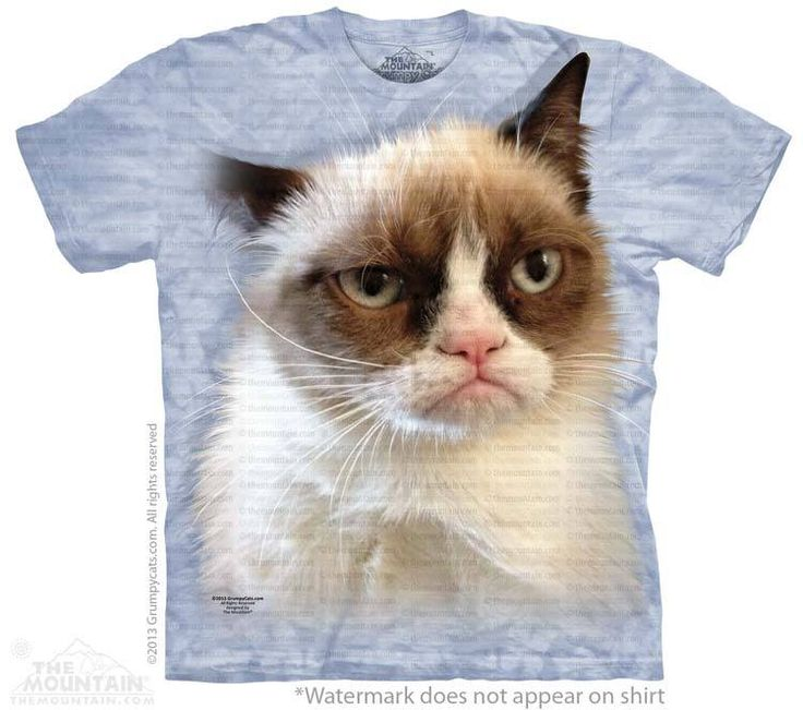 Grumpy in Blue T-Shirt - 30% DISCOUNT ON ALL ITEMS - USE CODE: CYBER  #Cybermonday #cyber #discount