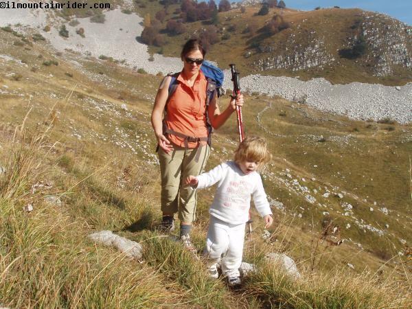 Sul sentiero per Casera Giais http://www.ilmountainrider.com/itinerari/casera-giais/