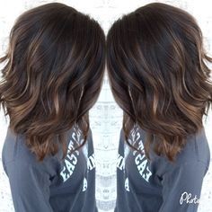 Beautiful subtle balayage!
