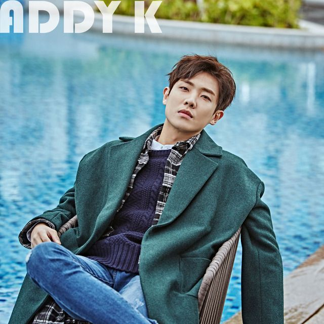 Lee Joon For January 2017 Addy K
