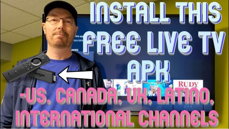 Install This Free Live TV APK For US, Canada, UK, Latino