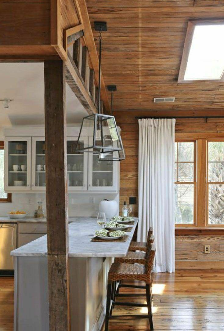 Pin De Roberto Campos En Casas Cocinas Rusticas Interiores De