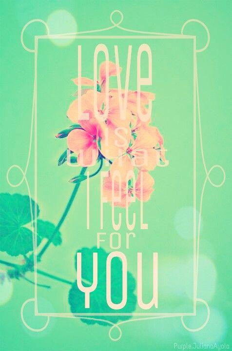 Feelfor you