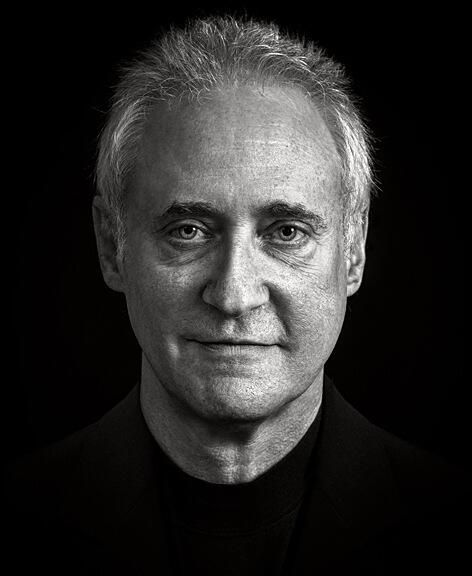 Brent Spiner (Data of Star Trek) 2013 photo by Andy Gotts in London. He looks more like Lore than Data.
