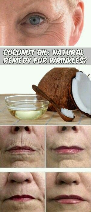 Effective Uses Coconut Oil for Wrinkles