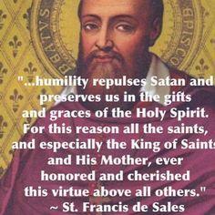 St. Francis de Sales quotes - Google Search