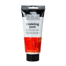 Liquitex® BASICS Modeling Paste Medium, 200ml