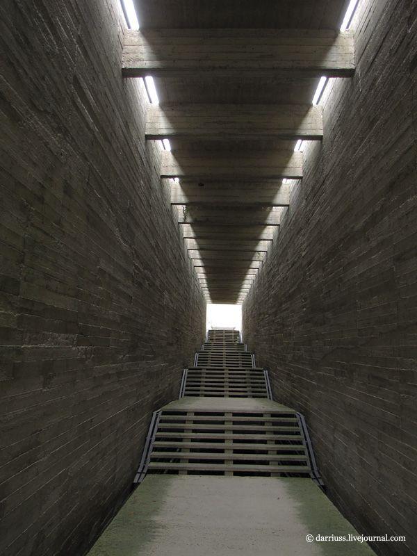 salaspils memorial interior