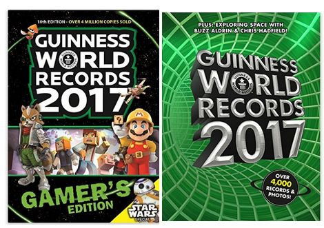 Amazon.com:+Guinness+Book+of+Records+2017+–+Lowest+Prices