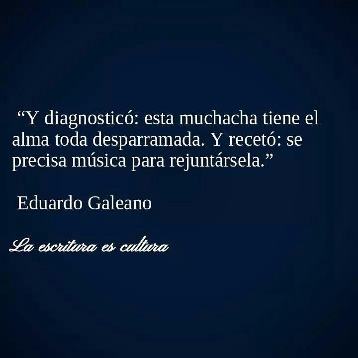 Diagnóstico y receta. By Eduardo Galeano.