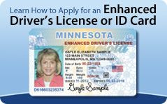 Learn how to apply for an enhanced driver's license or ID card|Have you looked into the enhanced licenses some states are offering?