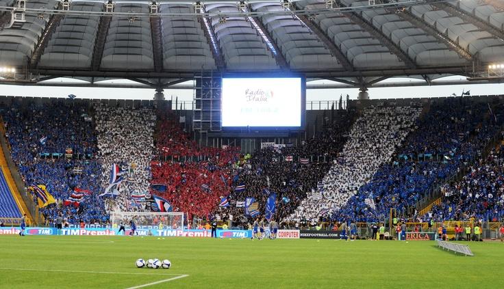 Final of Coppa Italia 2008/2009