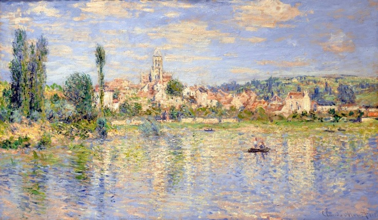 Claude Monet, Vétheuil in Summer (1880)