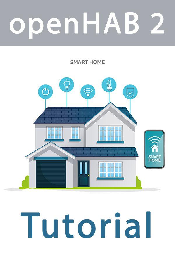 openHAB 2 Tutorial – Deutsch – openHAB setup – openHAB 2 Raspberry Pi | openHAB T …   – Smart Home