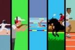Les Jeux olympiques en 8-bit !