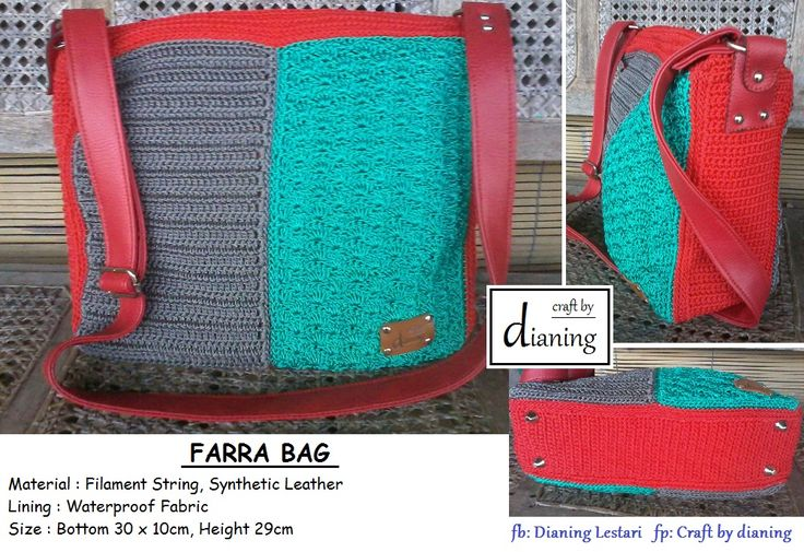 """New collection of """"crochet by dianing""""..."""