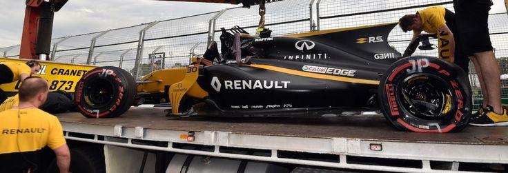 Jolyon Palmer (Renault) - GP da Austrália 2017