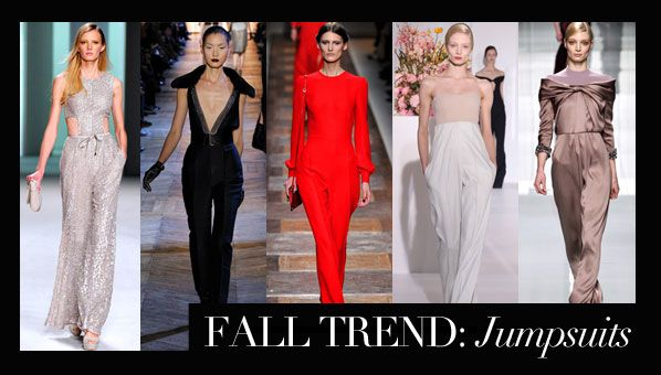 Rompers Have Evolved Into Full-On, Head-To-Toe Jumpsuits For FallWearthisnow Bluefli, 70 S Jumpsuits, Head To To Jumpsuits, Fashion Forward, Google Search, Headtoto Jumpsuits, Autumn Favorite, Fall Wearthisnow