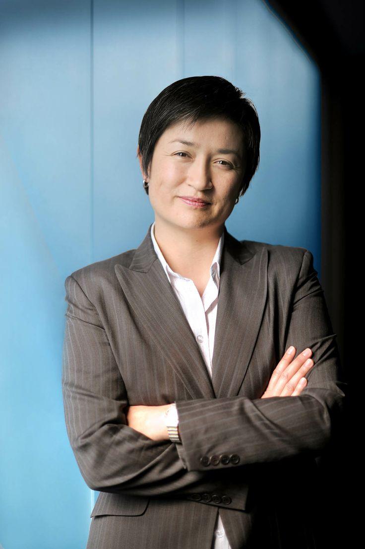 Senator Penny Wong- super amazing women