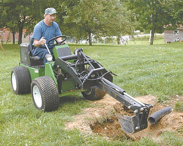 Best Buy Report On Power Trac Lawn Tractor Lawn Tractor Garden