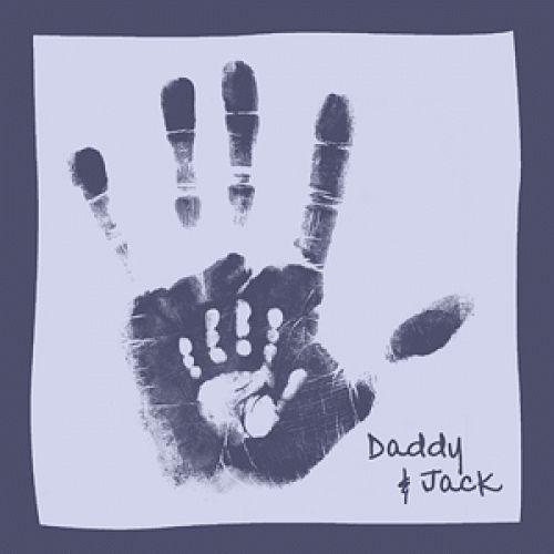 Tolle Geschenkidee für den Vatertag zusammen mit den Kindern basteln. Erst die große Hand dann die kleine Hand