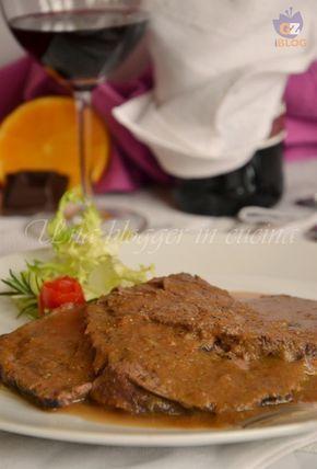 Braised in Barolo - Brasato al Barolo, ricetta tradizionale piemontese