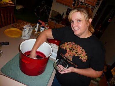How to make homemade blackberry jam!