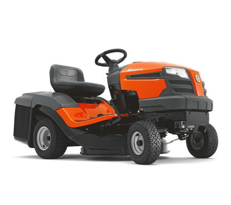 Did you know that Husqvarna ride-on mowers have a sealed transaxle (also known as a transmission), which means that they don't require fluid monitoring? When you purchase a new mower or have the transmission replaced, however, it is important that you purge it to release any air trapped within the system.