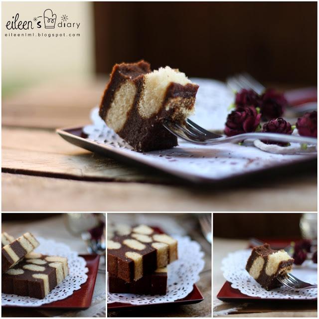 巧克力千层蛋糕(蒸法)- chocolate kaya and horlicks steamed cake with ladyfinger biscuits