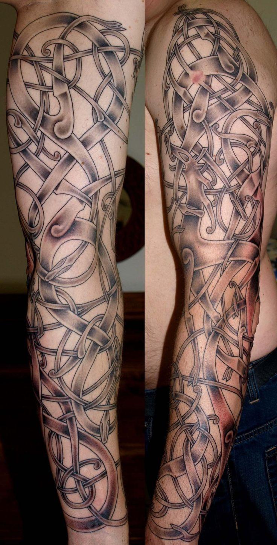 40 best viking warrior dragon tattoo images on pinterest. Black Bedroom Furniture Sets. Home Design Ideas