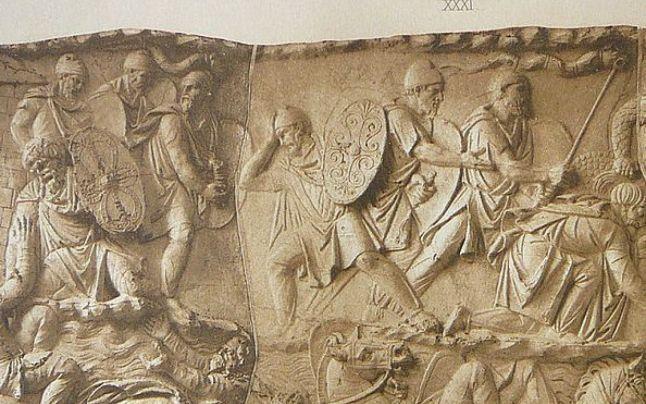 Steagul misterios al dacilor: balaurul cu cap de lup şi trup de şarpe ce îi proteja în luptă pe strămoşii noştri
