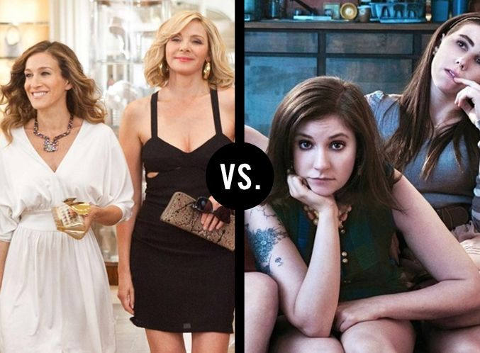 Sex and the City vs. Girls  Badass vs. badass.: See To Listen To, Favorite Things, Awesome, Series Tv, Listen To Read, Sex And The City, Sex Thecity Itis