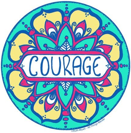 My Word For 2016 - Courage