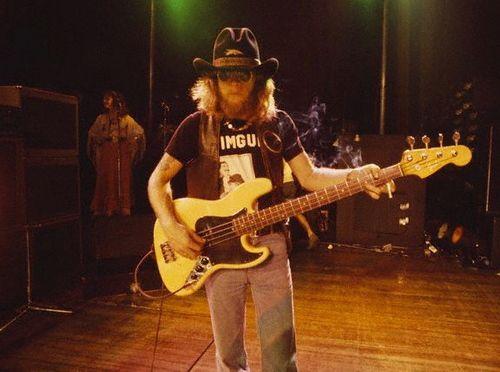 groovyman:  Leon Wilkeson / LYNYRD SKYNYRD