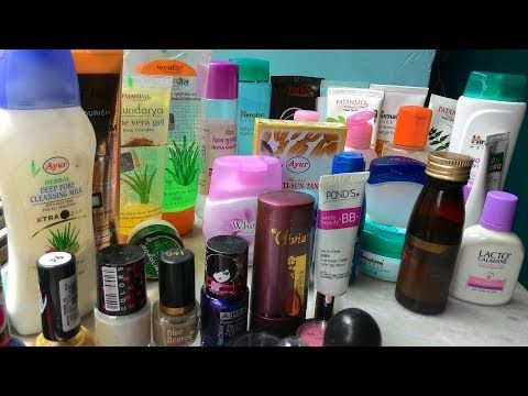 Top 25 Skin Care Makeup Products Under Rs 100 Ii Indian Girl Channel Youtube Skin Care Girls Channel Best Skin Care Routine