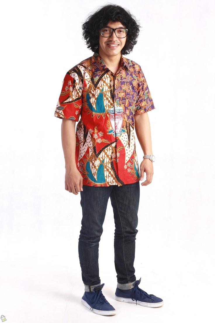 LIVERPOOL Batik