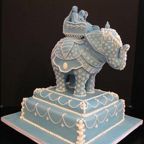 Wedding Cake Indien