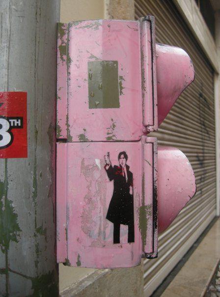 Street art, #Lisboa #Lizbona, fot. Anastazja Stelmach #streetart