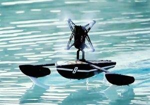 Drona Parrot Hydrofoil