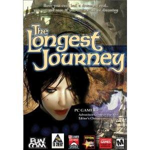 The Longest Journey PC Game