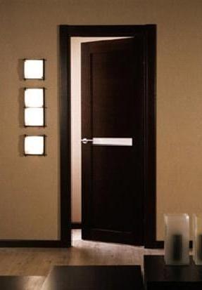 Как выбрать цвет двери