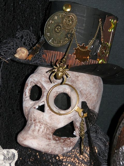 Ring In The Steampunk Decor To Pimp Up Your Home: 1000+ Ideas About Steampunk Halloween On Pinterest